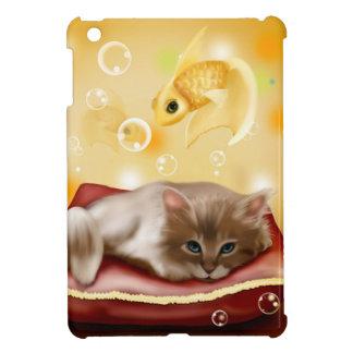Kitten Dreaming Case For The iPad Mini