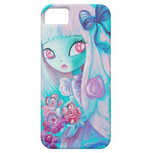 Kitten Dreams (Detail) iPhone 5/5S Case