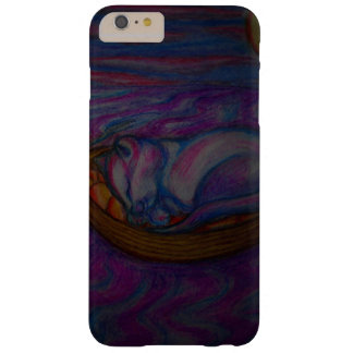 Kitten Drifting off to Sleep Barely There iPhone 6 Plus Case