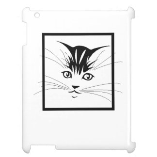 Kitten Face Cover For The iPad 2 3 4