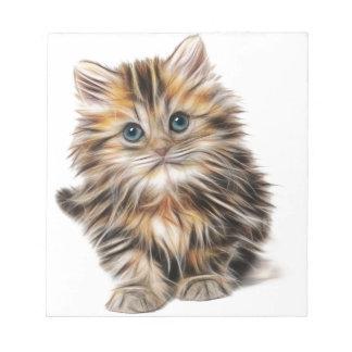 kitten fractal design range notepad