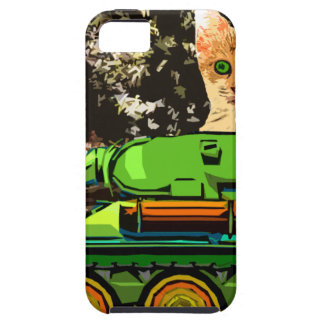 Kitten in the tank iPhone 5 covers