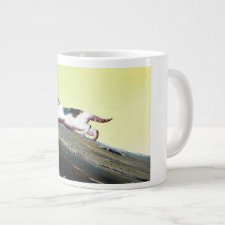 Kitten Large Coffee Mug