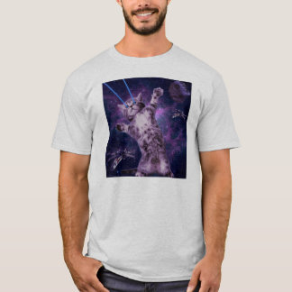 Kitten Lazer Armada T-Shirt
