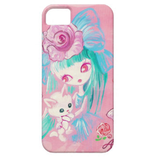 Kitten Love (Detail) Barely There iPhone 5 Case