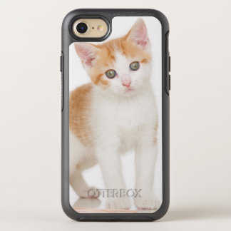 Kitten Next To Ball Of String OtterBox Symmetry iPhone 8/7 Case