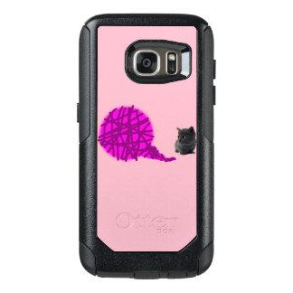 Kitten Phone Case For Samsung Galaxy S7