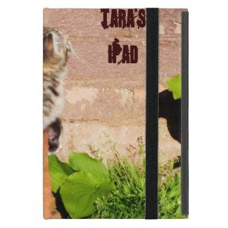 Kitten Reading iPad Mini Powis Case *Personalize iPad Mini Cases
