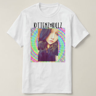 Kitten says GAME OVER T-Shirt
