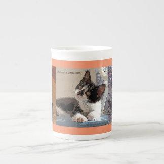 Kitten Tales Tea Cup