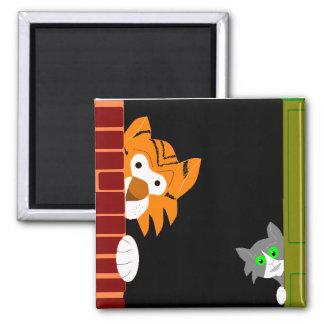 Kitten & Tiger Tales Magnet