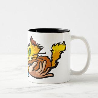 Kitten Tshirts and Gifts 390 Coffee Mugs
