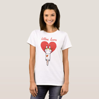 Kittens Lovers T-Shirt
