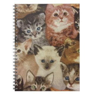 Kittens Notebooks