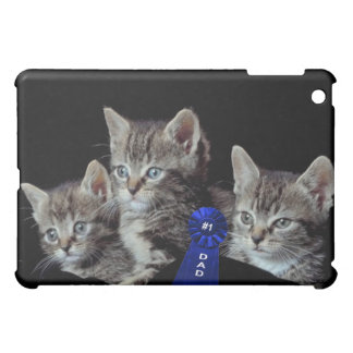 Kittens With Unbelievable Blue Eyes iPad Mini Cases