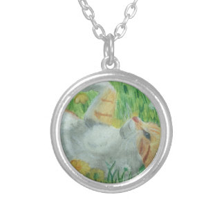 kittie_siesta silver plated necklace