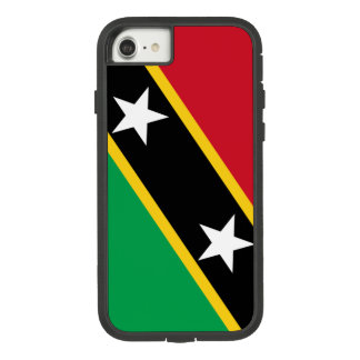 Kitts and Nevis Flag Case-Mate Tough Extreme iPhone 8/7 Case