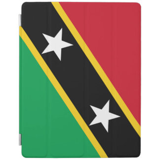 Kitts and Nevis Flag iPad Cover