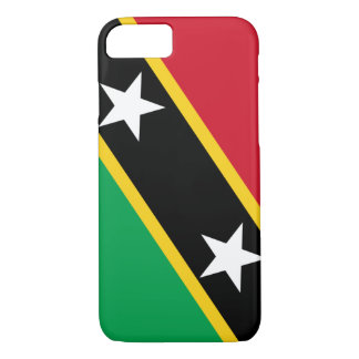 Kitts and Nevis Flag iPhone 8/7 Case