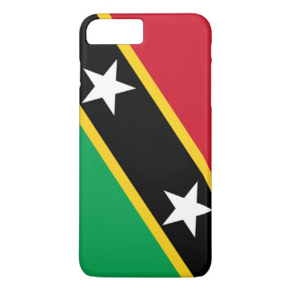 Kitts and Nevis Flag iPhone 8 Plus/7 Plus Case
