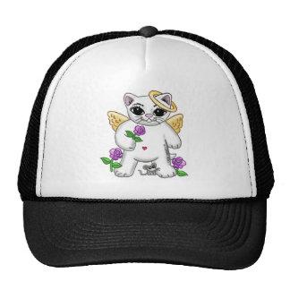 Kitty Angel Trucker Hats