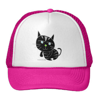 Kitty Black Cat Hat