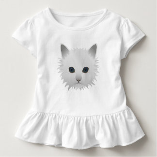 Kitty blue eyes toddler T-Shirt