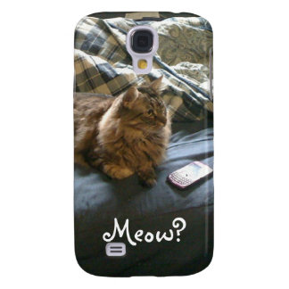 Kitty Call Galaxy S4 Case