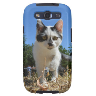 Kitty Cat Adventure Galaxy S3 Covers