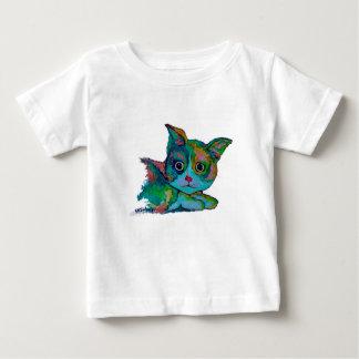 Kitty Cat Baby T-Shirt