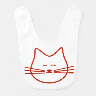 kitty cat bib