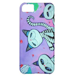 Kitty Cat Cupcakes iPhone 5C Case