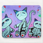 Kitty Cat Cupcakes Mousepads