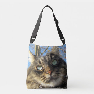 Kitty Cat Custom All-Over-Print Tote Bag