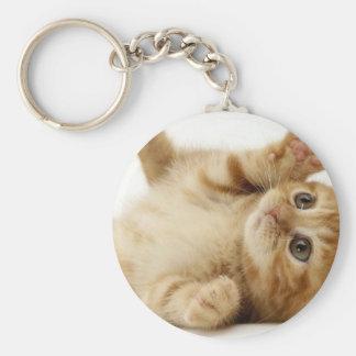 Kitty Cat Cute Item Key Ring