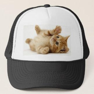 Kitty Cat Cute Item Trucker Hat