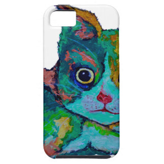Kitty Cat iPhone 5 Cases
