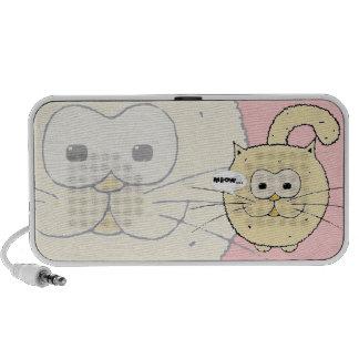 Kitty-cat iPhone Speaker