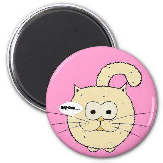 Kitty-cat Magnet