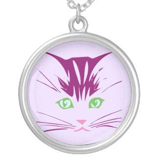 Kitty Cat Sweet Face Pendants