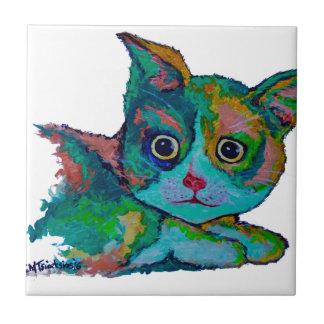 Kitty Cat Tile