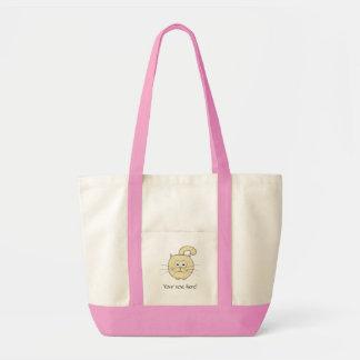Kitty-cat Tote Bag