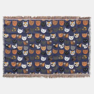 Kitty Cats everywhere pattern