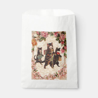 Kitty Cats Pretty Vintage Favour Bags
