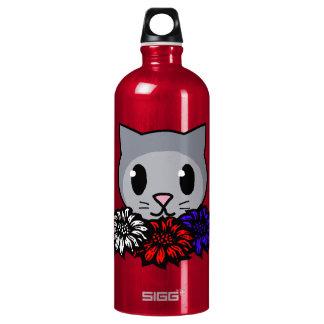 Kitty & Flowers for Kids SIGG Traveller 1.0L Water Bottle
