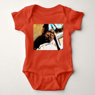 Kitty Fun Baby Bodysuit