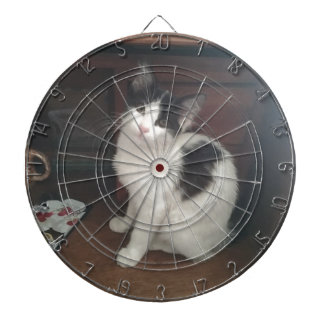 Kitty Fun! Dartboard