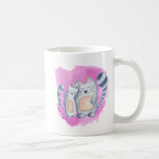 Kitty Hugs Mug