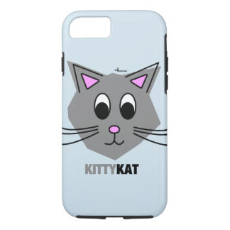 Kitty Kat - iPhone 7 Cover
