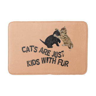 Kitty Kats Bath Mats
